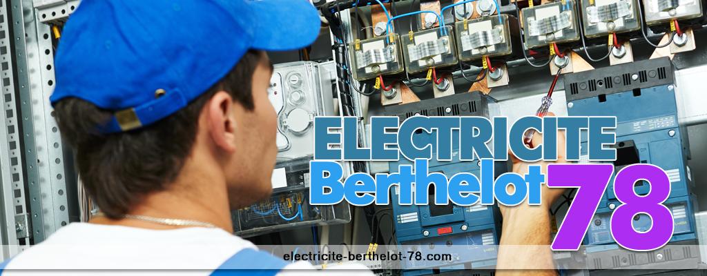 Electricite berthelot 78